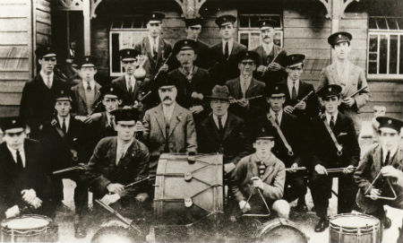 Lucan Fife and Drum Band