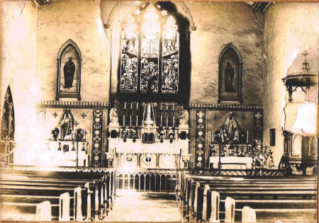 St Marys Church early 1900s